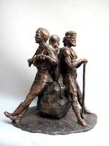 Проект памятника Примирение